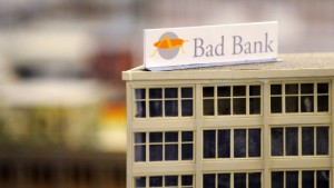 Eine halbe Billion Verlust durch Bad Banks?