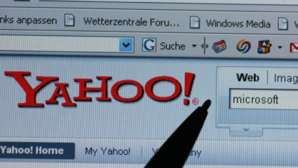 Angeblich führt Yahoo Gespräche mit Murdoch