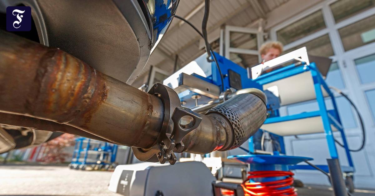 Bosch zittert vor neuen Schadstoff-Richtlinien - FAZ - Frankfurter Allgemeine Zeitung