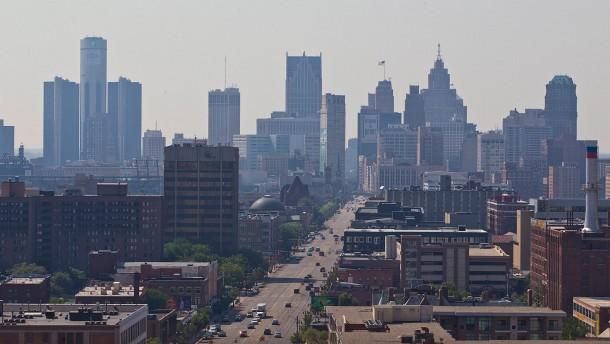Washington will Detroit mit 300 Millionen Dollar helfen
