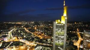 Griechenland trifft Commerzbank hart