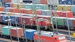 Deutsche Exporte nach Europa wachsen schnell