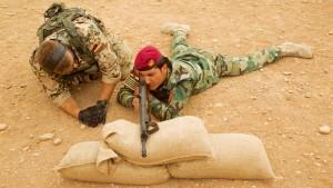 Bundeswehr schickt Team in den Irak