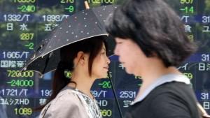 Auch Japans Wirtschaft fängt sich
