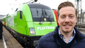 Flixmobility sammelt 650 Millionen Dollar ein