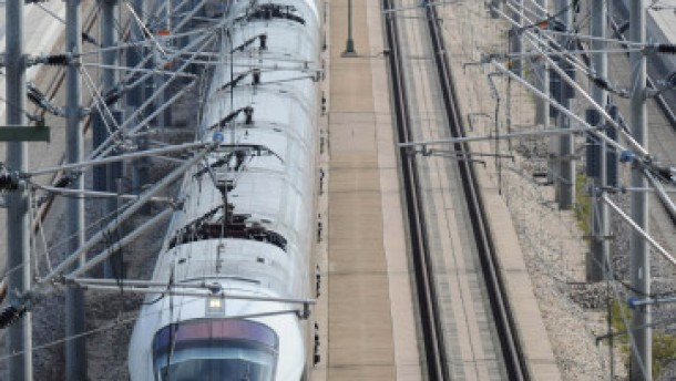 ICE soll künftig von Frankfurt bis Marseille fahren