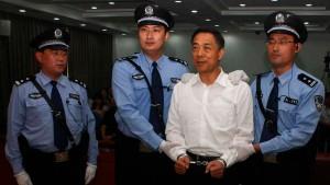 Lebenslange Haft für Bo Xilai