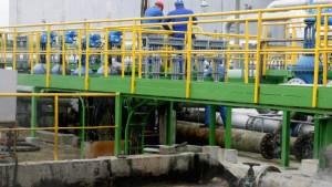 Lukoil lässt das Öl wieder fließen