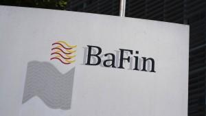 Die Bafin soll 158 zusätzliche Stellen bekommen