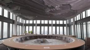 EZB-Neubau: Die neue Burg der EZB
