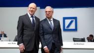 Deutsche Bank bittet frühere Topmanager zur Kasse