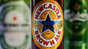 Bier-Riesen übernehmen größte britische Brauerei