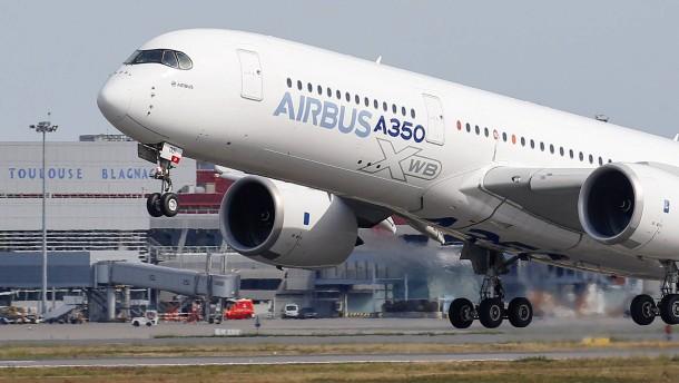 Emirates beschert Airbus Milliardenauftrag