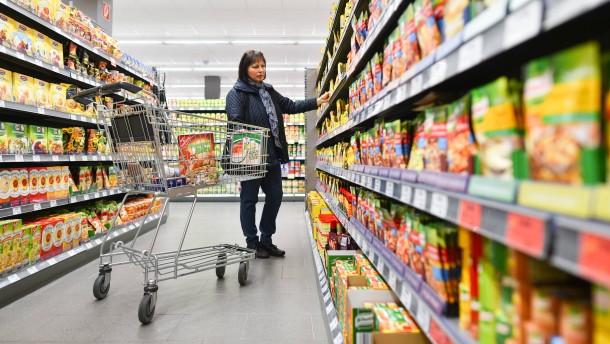 Monopolkommission lehnt Supermarkthochzeit ab