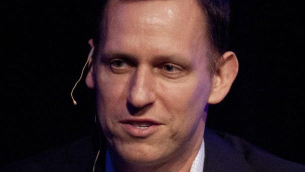 FBI prüft Thiels  Investmentfirma