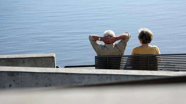 Junge Rentner verursachen Fachkräftemangel