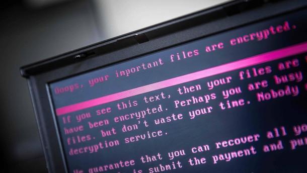 Cyberkriminelle erpressen Krauss Maffei