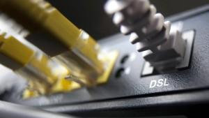 Drei Minister für ein schnelles Internet
