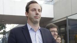 Peter Thiel hilft bei Begnadigung von Anthony Levandowski