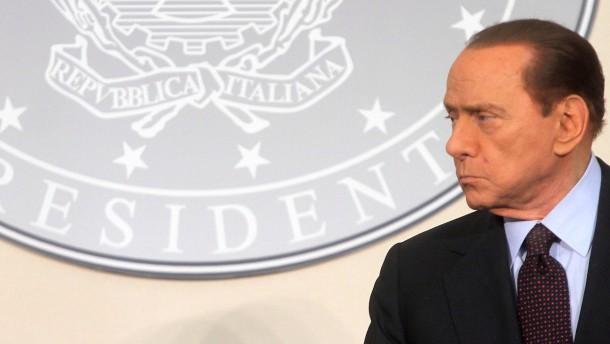 Berlusconi packt sein Sparpaket um