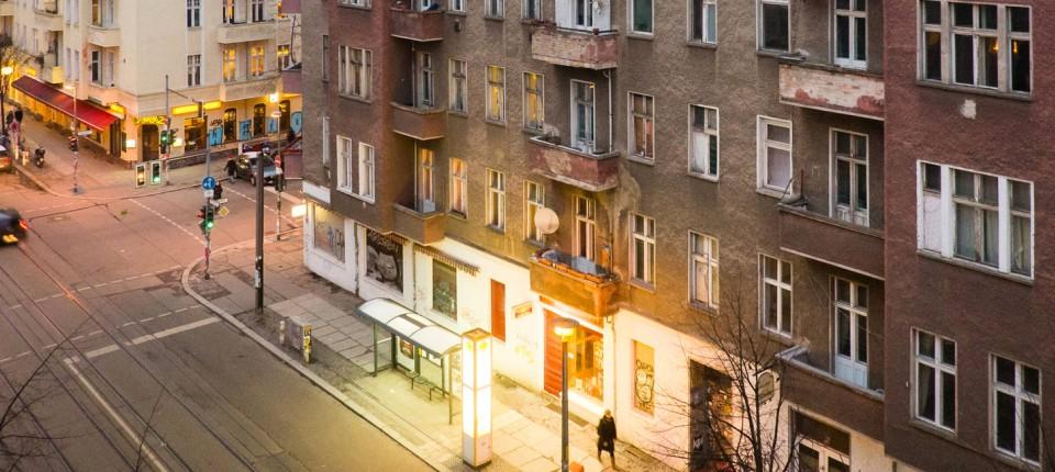 Wohnung Kaufen Friedrichshain: Wohnen In Berlin-Friedrichshain