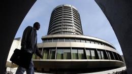 Notenbank der Notenbanken warnt vor Übermut