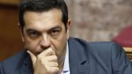 Noch mehr Abweichler setzen Tsipras unter Zugzwang