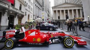 Traumstart für Ferrari