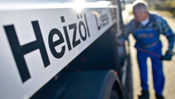 Heizöl und Benzin treiben die Inflation