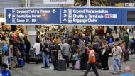 Der VW-Manager Schmidt wurde auf dem Flughafen von Fort Lauderdale in Florida verhaftet.