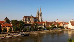 Regensburg ist das neue Symbol des deutschen Jobwunders