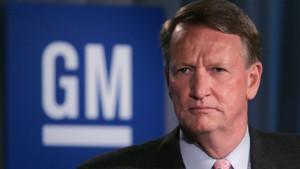 Millionen-Rente für ehemaligen GM-Chef