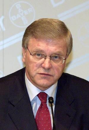 Bayer-Chef <b>Werner Wenning</b> - bayer-chef-werner-wenning