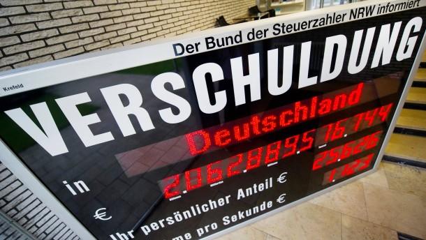 Die wacklige deutsche Null