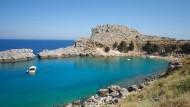 Griechenland streicht Steuervergünstigungen für Urlaubsinseln