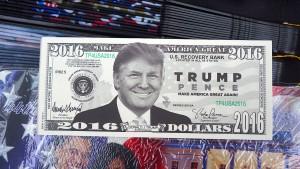 Der Dollar hat gemacht, was Trump wollte