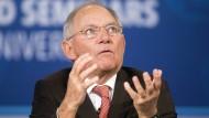 Schäuble plädiert für mehr Investitionen