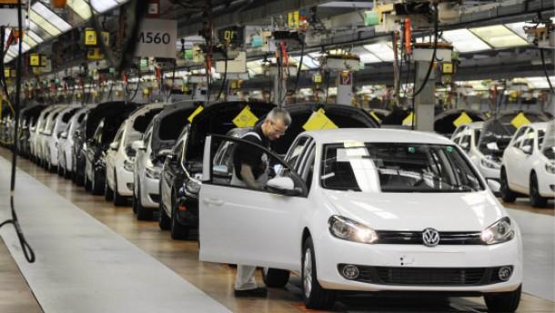 VW nimmt Toyotas Kampfansage an
