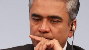 Zinsaffäre bringt Anshu Jain in Not
