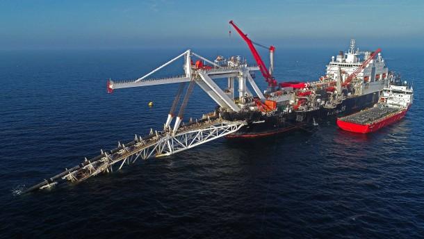 Wackelt der deutsche Rückhalt für Nord Stream 2?