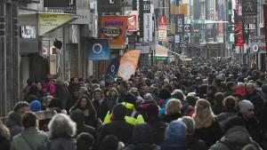 Der deutsche Einzelhandel verkauft so viel wie nie