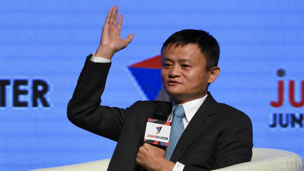 Jack Ma erklärt, welche Vorteile China gegenüber Amerika hat