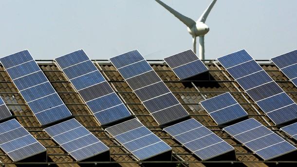 Kopie von Solar- und Windstrom