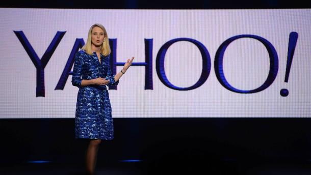 Yahoo will an mehr Nutzerdaten