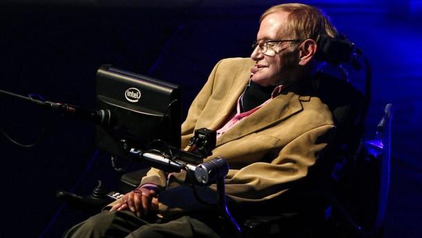 Kapitalismus  macht Stephen Hawking Angst