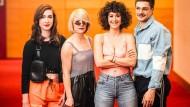 Zurück in die 70er: So könnte die Frisurentrends im Sommer aussehen.