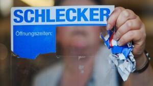 Schlecker-Insolvenz zeichnete sich schon 2009 ab