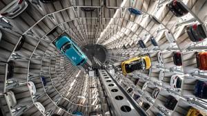 Volkswagen verkauft mehr als 10 Millionen Autos