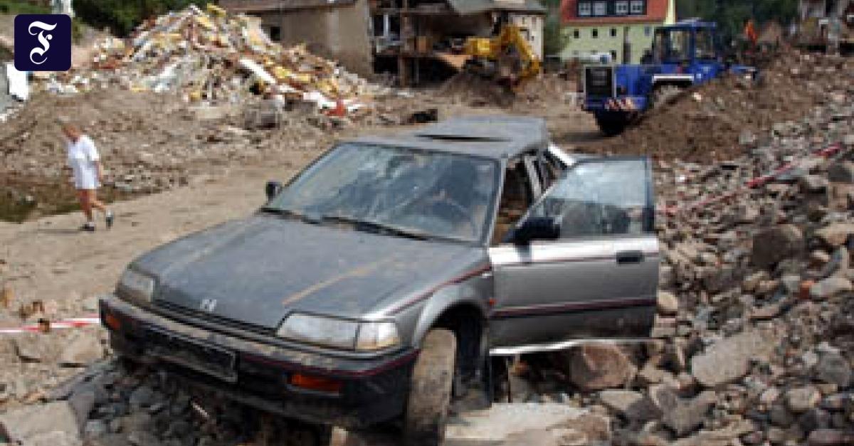 Versicherung Gegen Hochwasser