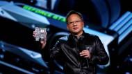 Jen-Hsun Huang ist Gründer und Chef von Nvidia.